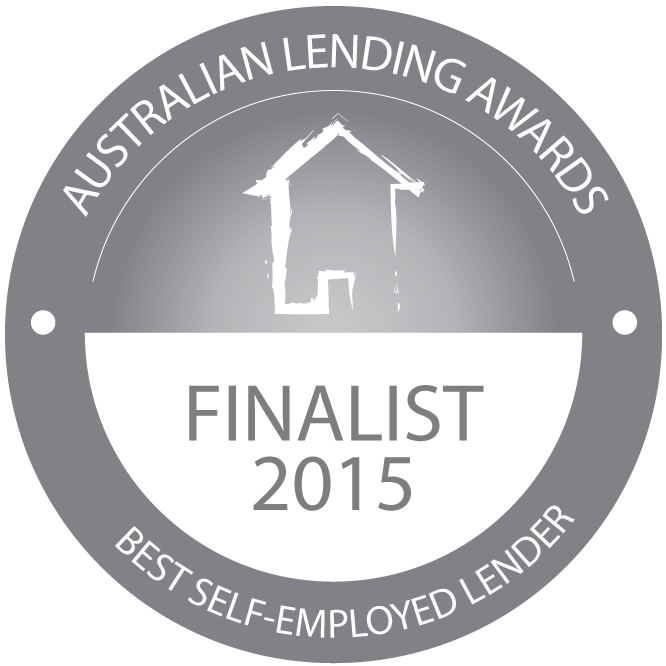 ALS - Best Self-Employed Lender 2015 - Finalist