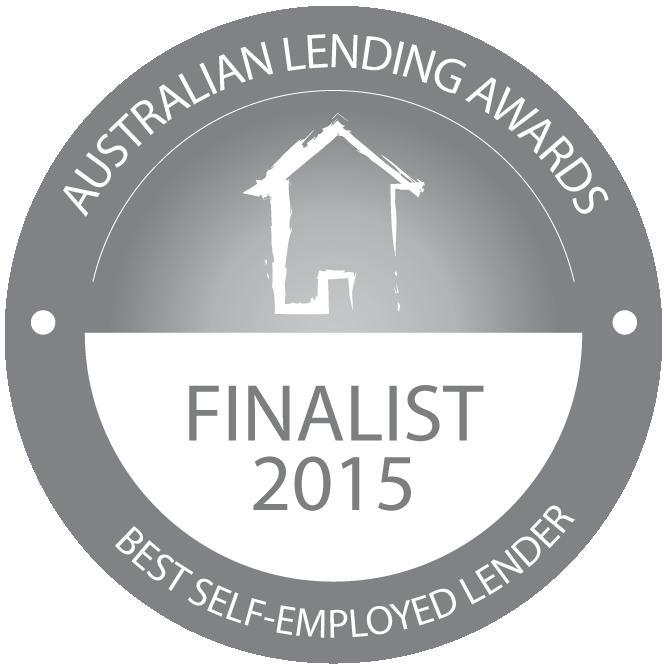 ALS - Best Self-Employed Lender 2015 - Finalist