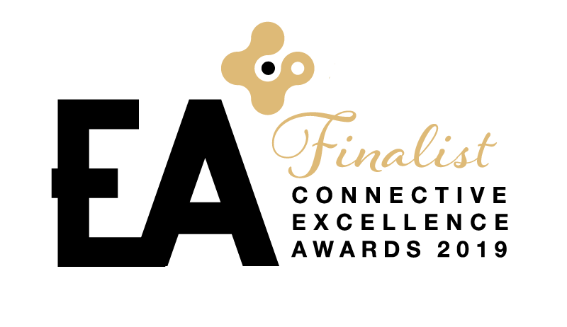 EA Finalist Connective Excellence Awards 2019