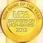 MPA - Top Originator 2013