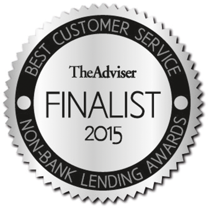 The Adviser - Best Customer Service 2015 - Finalist