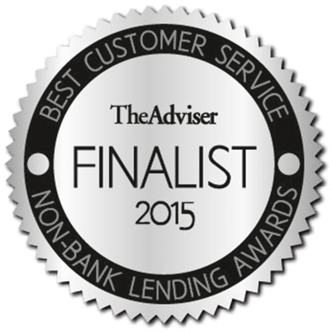 The Adviser - Best Customer Service 2015 - Finalist